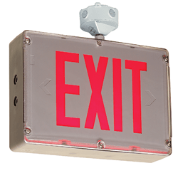 Hazardous Location Exit Sign Series : EEXHZ