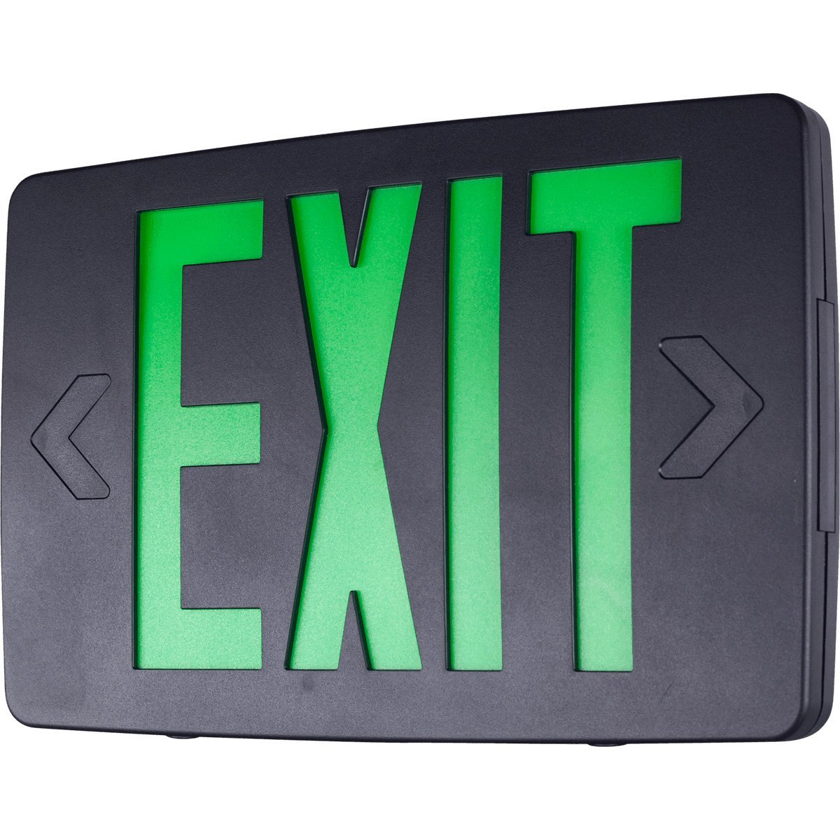 Thin Thermoplastic Exit Sign Series : EETX