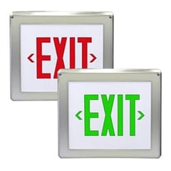 Explosion-Proof  Class 1 Div 2 Exit Sign Series: EEXE