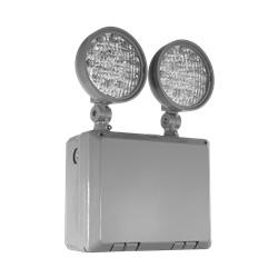 Wet Location Remote Capable LED Emergency Light Series : ELTX