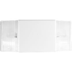 Fixed-Optics Incandescent Emergency Light Series : ELR2